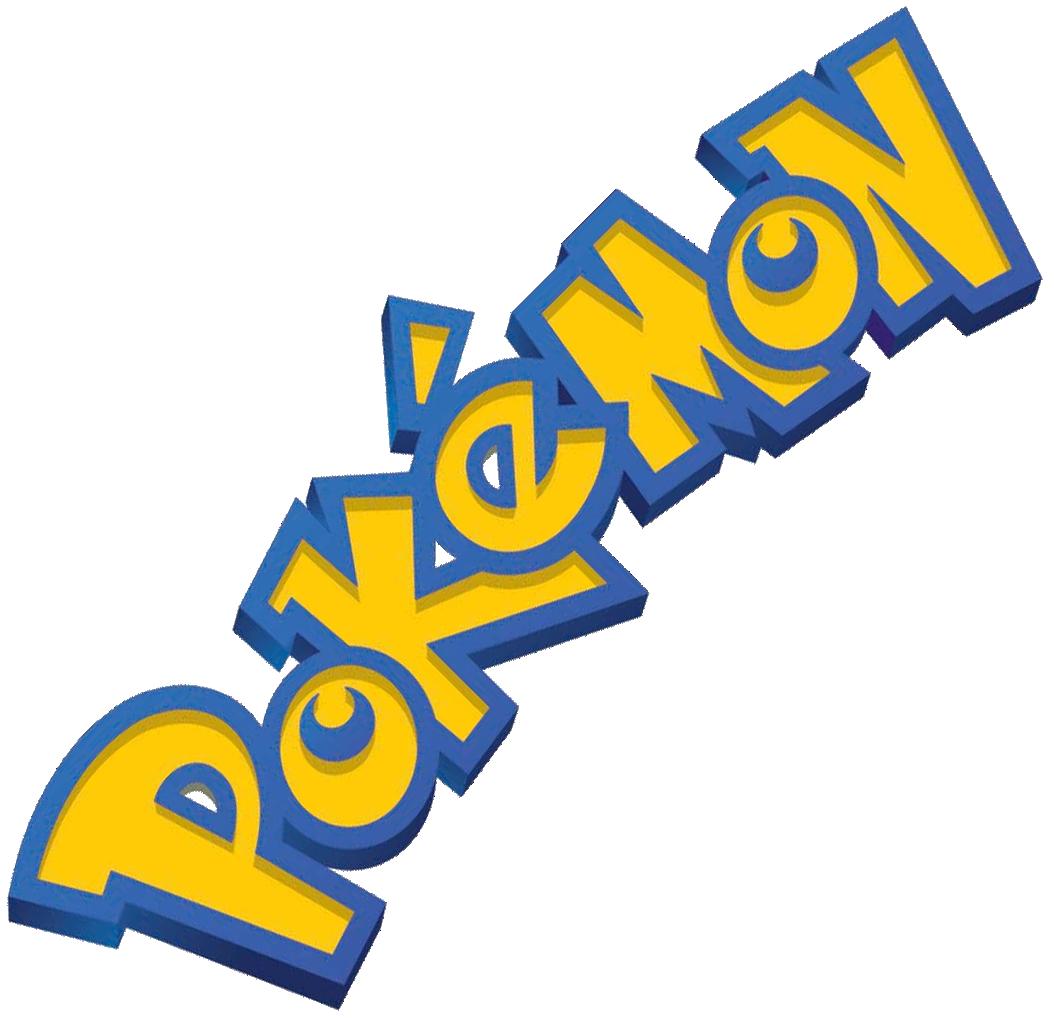 Pokemon Logo Transparent
